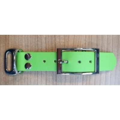 Adapter voor paracord of ppm met stegring recht, d ring + gesp samen