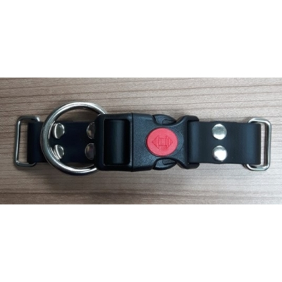Adapter met safety klikgesp