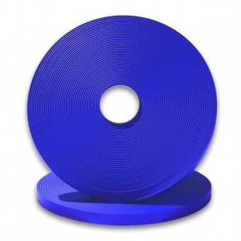 Biothane 25 mm blauw