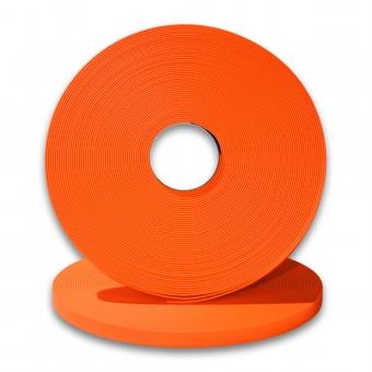 Biothane 25 mm oranje