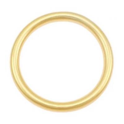 O ring 40 mm messing