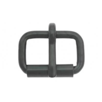 Rolgesp 20 mm zwart