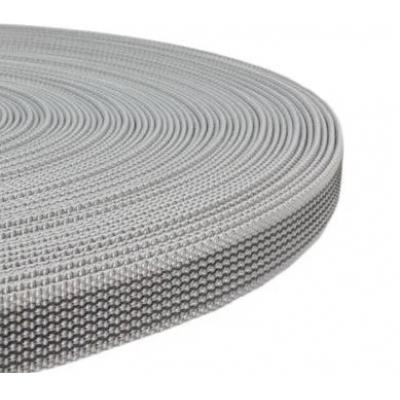 PPM band met rubber profiel 15 mm grijs