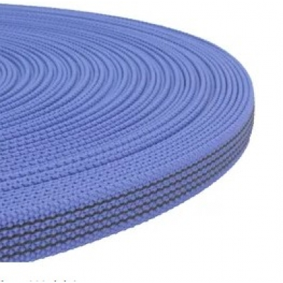 PPM band met rubber profiel 15 mm lila