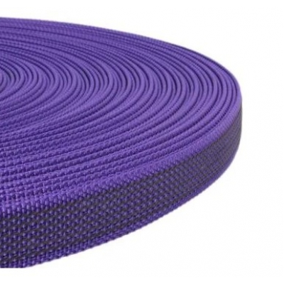 PPM band met rubber profiel 15 mm paars