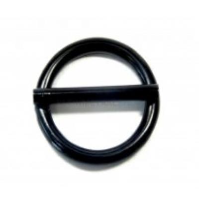 stop/stegring 16 mm zwart
