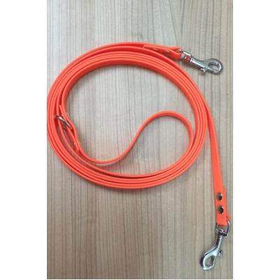 lijn voor dubbel aanlijnen van hond 9 mm