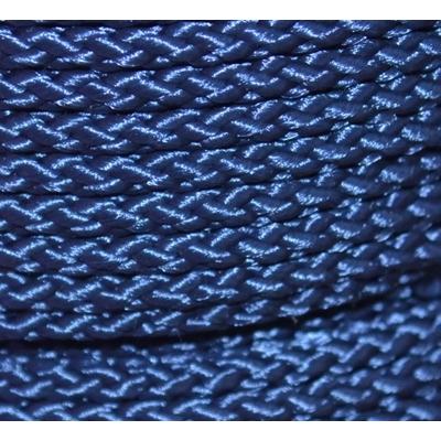 PPM touw 3 mm donkerblauw